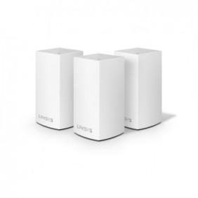 Linksys Velop Mesh WiFi WHW0103 (2.4Ghz + 5GHz) Dual-Band AC3900 3PK, WHW0103-AH