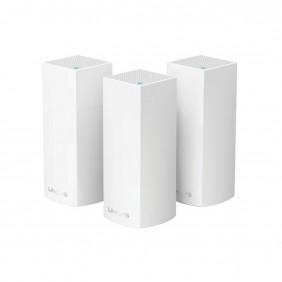 Linksys Velop Mesh WiFi WHW0303 Tri-Band AC6600 3PK, WHW0303-AH