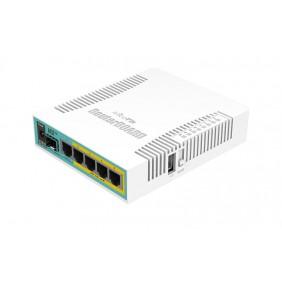 MikroTik Ethernet Routers, hEX PoE, Model: RB960PGS