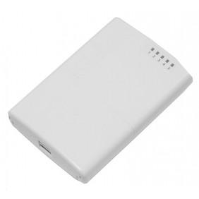 MikroTik Ethernet Routers, PowerBox, Model: RB750P-PBr2