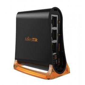 MikroTik WiFi Router, hAP mini, Model: RB931-2nD