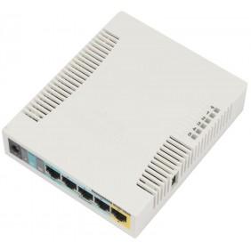 MikroTik WiFi Router, Model: RB951Ui-2HnD