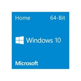 MS Windows10 家用版 64Bit Eng Intl 1pk DSP OEI DVD, KW9-00139
