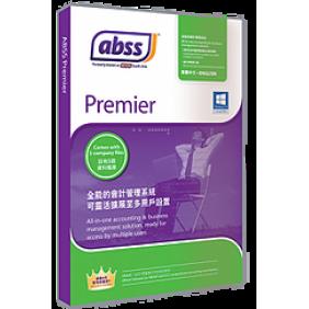 MYOB ABSS Premier v20, 1User