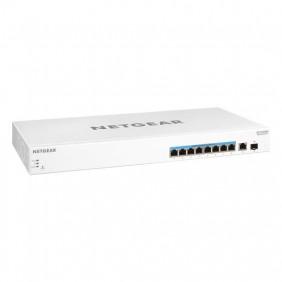 Netgear 10-port Gigabit Ultra60 PoE++ Smart Managed Pro Switch, GS710TUP