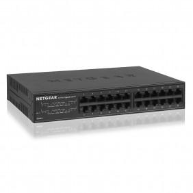 Netgear 24 port Gigabit Unmanaged Switch, GS324
