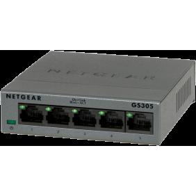 Netgear 5 port Gigabit Unmanaged Switch, GS305