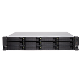 威聯通 Qnap TS-1886XU-RP-D1622-8G 網絡儲存伺服器