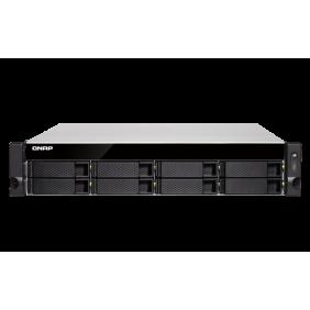威聯通 Qnap TS-883XU-E2124-8G 網絡儲存伺服器