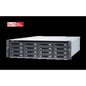 威聯通 Qnap TS-h1683XU-RP-E2236-128G 網絡儲存伺服器