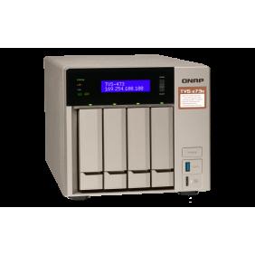 Qnap TVS-473e-4G NAS