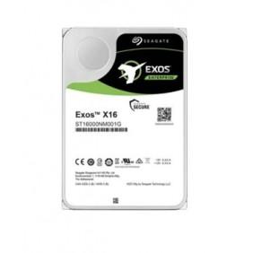 "Seagate Exos X16 12TB Enterprise 3.5"" HDD, Model: ST12000NM001G"