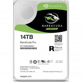 "Seagate 14TB 3.5"" HDD, Model: ST14000DM001"