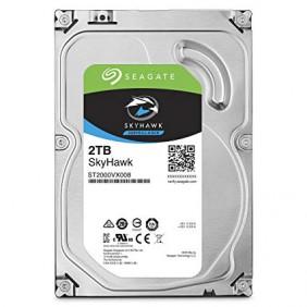 "Seagate 2TB 3.5"" HDD, Model: ST2000VX008"
