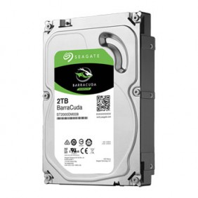 "Seagate 2TB 3.5"" HDD, Model: ST2000DM008"