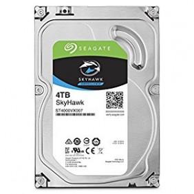 "Seagate 4TB 3.5"" HDD, Model: ST4000VX007"