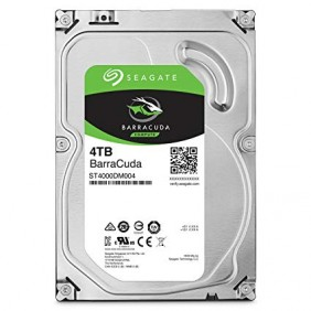 "Seagate 4TB 3.5"" HDD, Model: ST4000DM004"