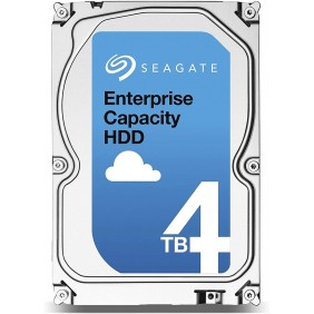 "Seagate 4TB Enterprise 3.5"" HDD, Model: ST4000NM0035"