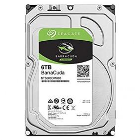"Seagate 6TB 3.5"" HDD, Model: ST6000DM003"