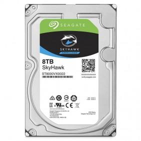 "Seagate 8TB 3.5"" HDD, Model: ST8000VX0022"