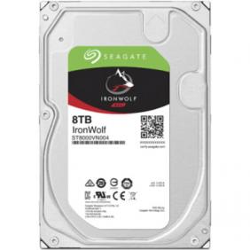 "Seagate IronWolf 8TB 3.5"" HDD, 型號: ST8000VN004"