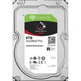 """Seagate IronWolf Pro 6TB 3.5"""" HDD, Model: ST6000NE000"""
