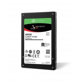 "Seagate IronWolf 480GB 2.5"" SSD, Model: ZA480NM10011"