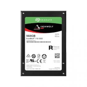 "Seagate IronWolf 960GB 2.5"" SSD, Model: ZA960NM10011"