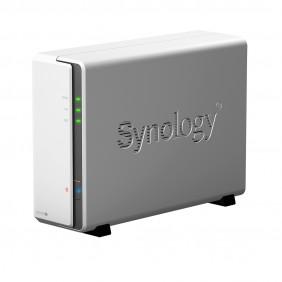 群暉 Synology DS120j 網絡儲存伺服器