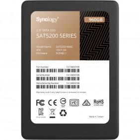 "Synology SAT5200 2.5"" SATA 960GB SSD, Model: SAT5200-960G"
