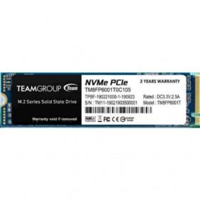 Team Group MP33 PCIe 3.0 x4 with NVMe 1.3 2280, TM8FP6256G0C101