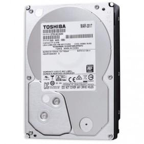 """Toshiba 2TB 3.5"""" HDD, Model: DT02ABA200"""