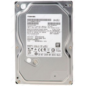 """Toshiba 4TB 3.5"""" HDD, Model: DT02ABA400"""