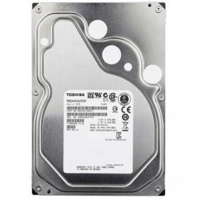 "Toshiba 4TB Enterprise 3.5"" HDD, Model: MG04ACA400N / MG04ACA400E"