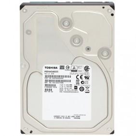 "Toshiba 6TB Enterprise 3.5"" HDD, Model: MG04ACA600E"