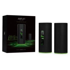 Ubiquiti AmpliFi Alien Router and MeshPoint, Model: Afi-ALN (1-Pair)