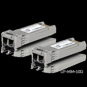 Ubiquiti Multi-Mode Fiber Modules, 型號: UF-MM-10G (2-Pack)