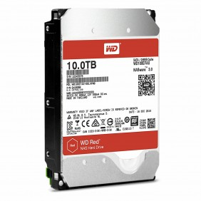 """WD 10TB Red 3.5"""" HDD, Model: WD100EFAX"""