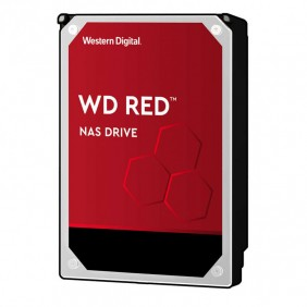 """WD 10TB Red 3.5"""" HDD, Model: WD101EFAX"""