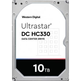 "WD Ultrastar DC HC330 10TB Enterprise 3.5"" HDD, 型號: WUS721010ALE6L4"