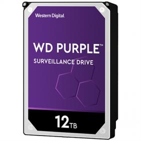 """WD 12TB Purple 3.5"""" HDD, Model: WD121EJRX"""