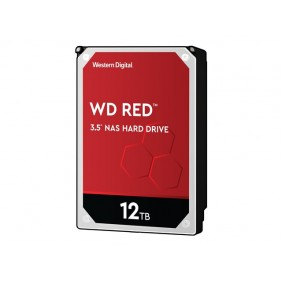 """WD 12TB Red 3.5"""" HDD, Model: WD120EFAX"""