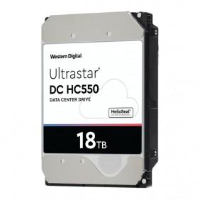 "WD Ultrastar DC H550 18TB Enterprise 3.5"" HDD, Model: WUH721818ALE6L4"