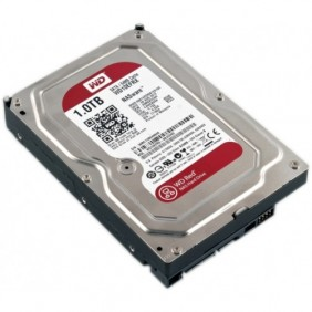 """WD 1TB Red 3.5"""" HDD, Model: WD10EFRX"""