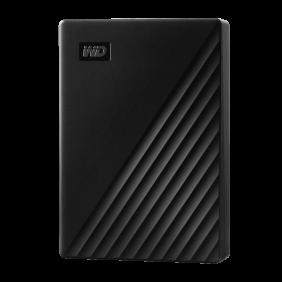 "WD MY PASSPORT 2.5"" External HDD, Model: WDBPKJ0040BBK"