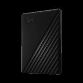 "WD MY PASSPORT 2.5"" External HDD, Model: WDBYVG0010BBK"