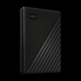 "WD MY PASSPORT 2.5"" External HDD, Model: WDBYVG0020BBK"