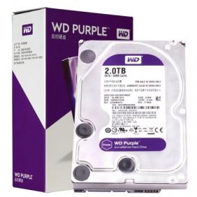 """WD 2TB Purple 3.5"""" HDD, Model: WD20EJRX"""