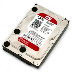 """WD 3TB Red 3.5"""" HDD, Model: WD30EFZX"""