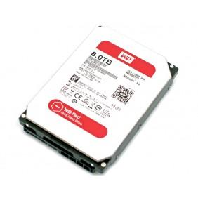 """WD 8TB Red 3.5"""" HDD, Model: WD80EFBX"""
